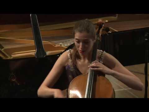 Dvorak  Piano Trio Op.65 at West Cork Chamber Music Festival 2017, St Brendan's Church