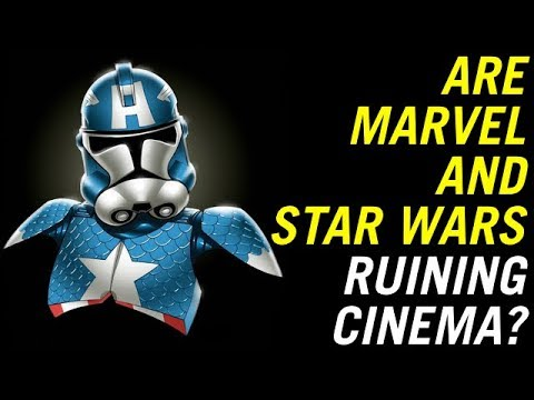 Are Marvel and Star Wars destroying cinema?