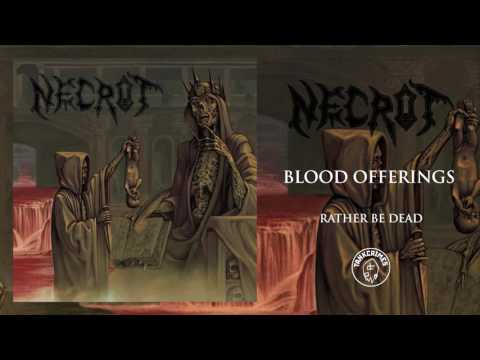 "Necrot ""Blood Offerings"" FULL ALBUM"