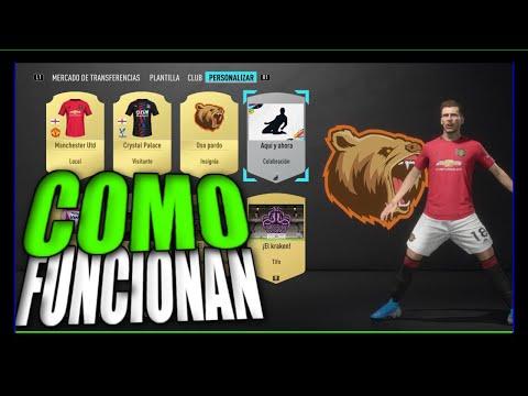 Celebraciones En Ultimate Team   COMO FUNCIONAN   FIFA 20