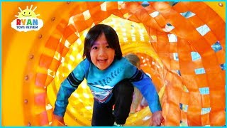Indoor Playground for kids fun Play time