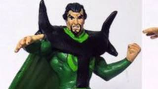 Superhero Merchandising for P.O.C.