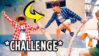 try not to laugh or grin challenge