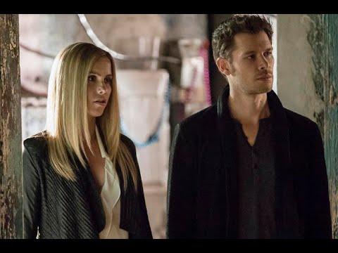 The Originals Season 5 Daniel Gillies Interview - Final