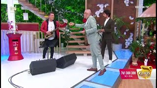 Saxofonista Ricardo Branco lança novo CD - Deep in My Soul - Voce Na TV - TVI