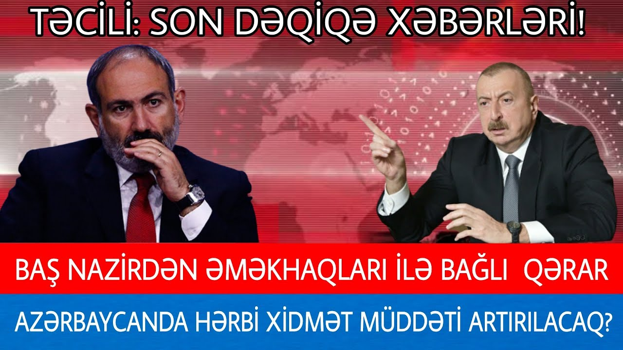 """Yekun xəbərlər bugün 16.02.2021, Ermənilər yeni ordu yaradır? - """"Harada Azərbaycan əsgəri görürlərsə"""