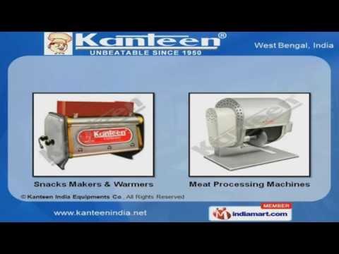 Commercial Kitchen Equipments By Kanteen India Equipments Co. Kolkata