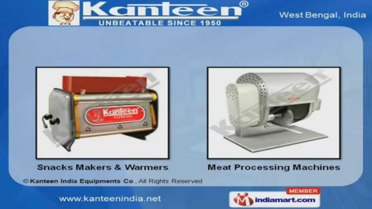 Commercial Kitchen Equipments by Kanteen India Equipments Co ...