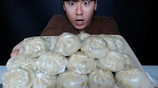 육즙줄줄!! 한국전통음식 딤섬 먹방 【이마트 노브랜드 …