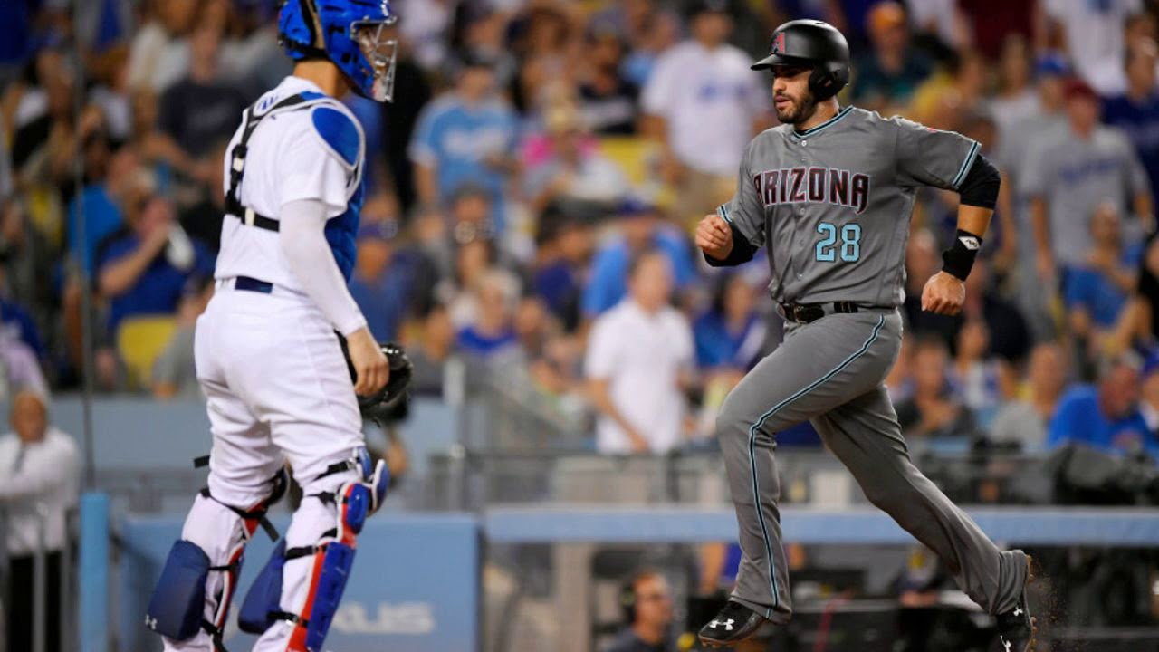 Kenley Jansen blows save, and Dodgers fall to Diamondbacks in 11 innings
