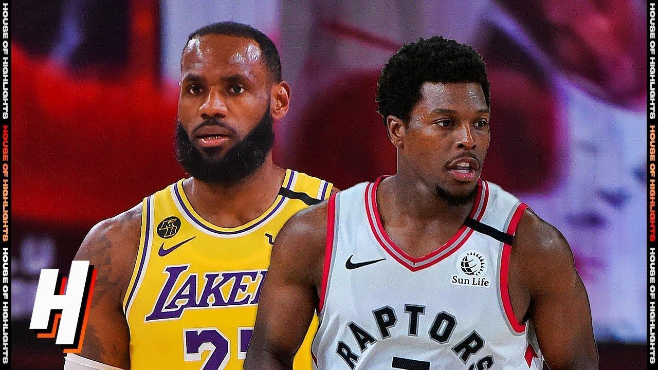 Los Angeles Lakers vs Toronto Raptors - Full Game Highlights August 1, 2020  NBA Restart - YouTube