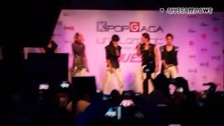 [FANCAM] [HD] 121026 NU'EST Dancing To Gangnam Style