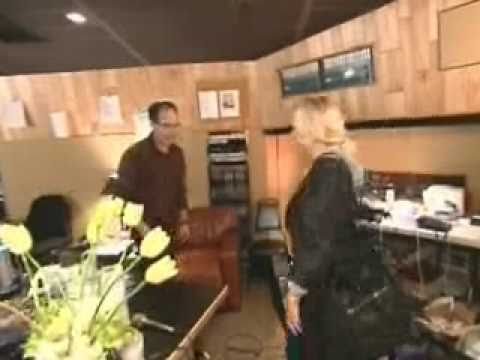 Ashlee Simpson  - Making of Invisible |Part 1