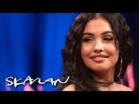 Mabel Talks About Relationships And How They Inspire Her Music | SVT/TV 2/Skavlan