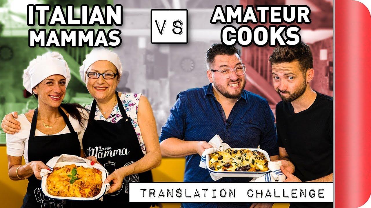 Amateur cooks