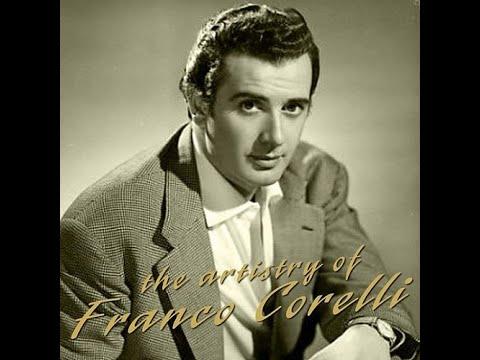 Franco Corelli - The Perfect Italian Tenor