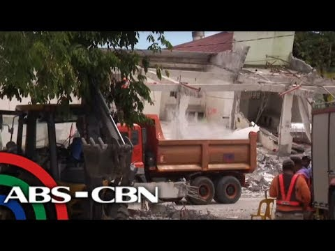 News Patrol: Search and retrieval ops sa gumuhong Porac supermarket, tuloy | April 26, 2019