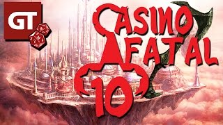 Thumbnail für GameTube Pen & Paper: Casino Fatal - Dungeons & Dragons #10 - Fazit