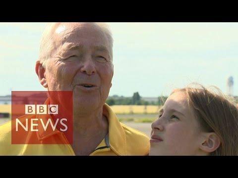 How Germans adopt grandparents - BBC News