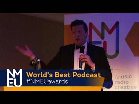 New Media Europe: World's Best Podcast