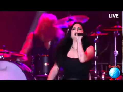 Evanescence  Weight of The World  Rock In Rio 2011