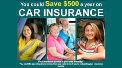 Car Insurance Quotes Bremerton WA - Save Even Up To $500 Per Year