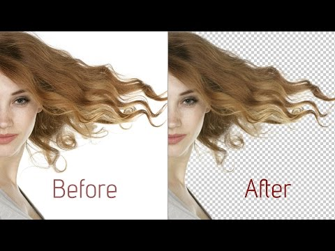 How To Remove Background With Oshop Cc
