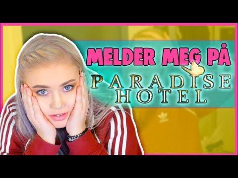 MELDER MEG PÅ PARADISE HOTEL 2019!