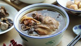 2018EP032_Black Garlic Chicken Soup