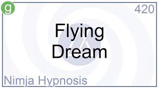Hypnosis Flying Dream