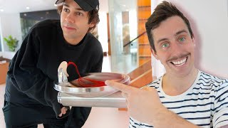 How I built David Dobrik&#39s Fruit Punch Water Fountain! (New House)