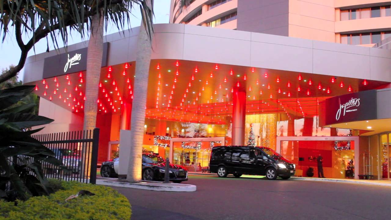 Jupiters Hotel And Casino Gold Coast