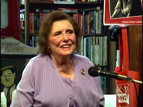 Patricia Neal & Stephen Michael Shearer at D.G. Wills Books, La Jolla, 2007: Part Three