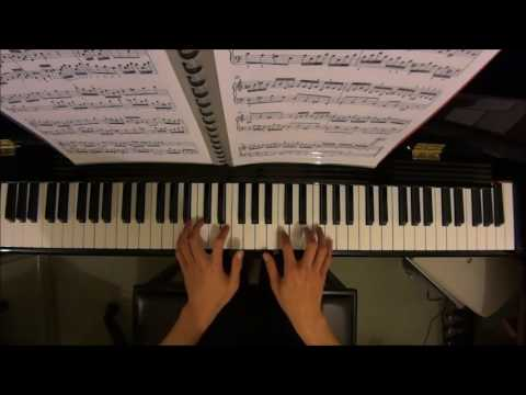 ABRSM Piano 2017-2018 Grade 6 A:1 A1 Bach Invention No.13 in A Minor BWV 784 by Alan