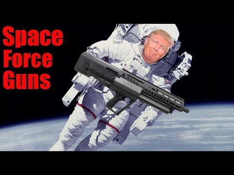 Top 5 Guns Of Trump's Space Force