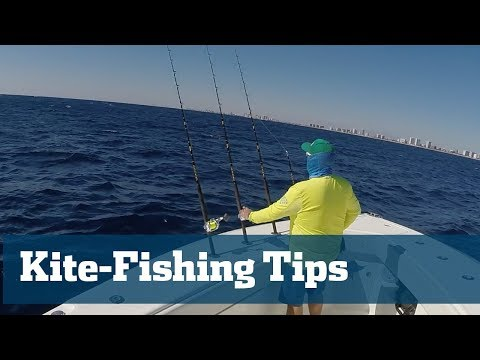 Kite Fishing Short Strike