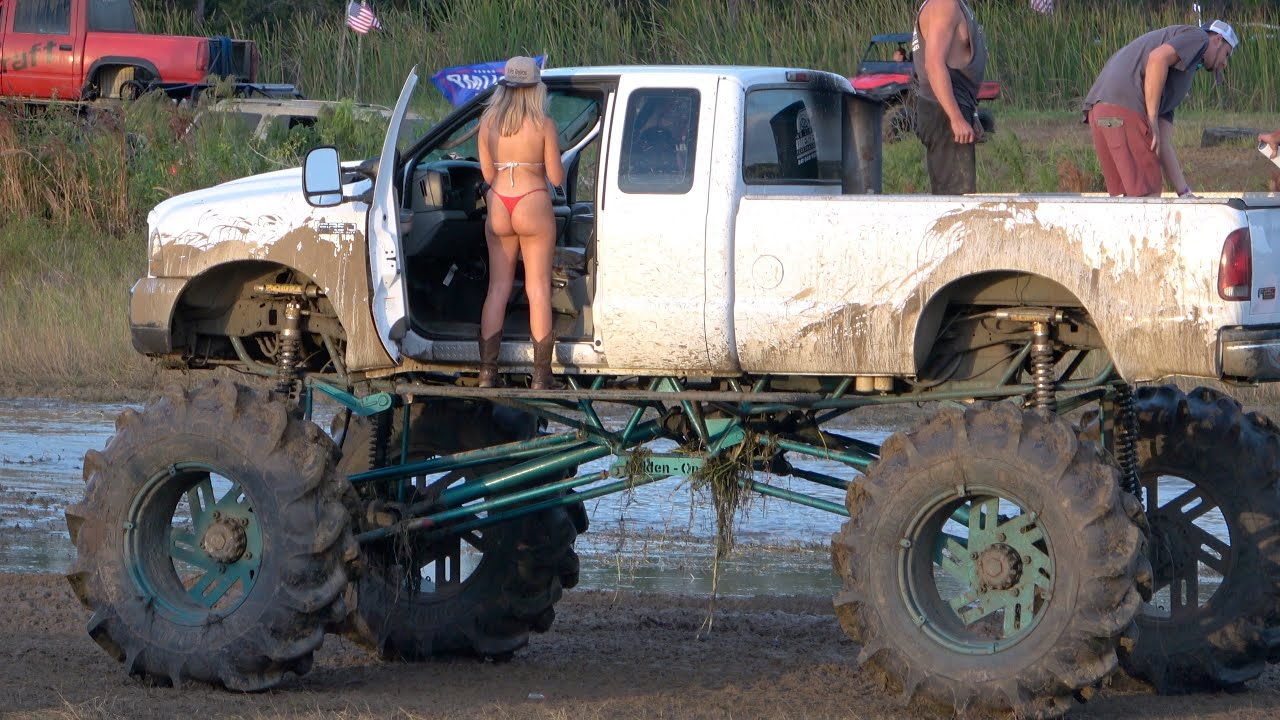 Florida Is Awesome -  Redneck Mud Park