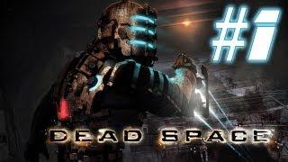 Dead Space Gameplay/ Walkthrough / Detonado Parte #1 [PT-BR]