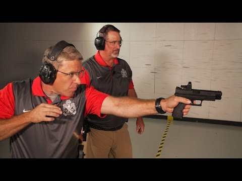 Two Hand/Strong Hand/Weak Hand 18-Shot Drill - Training Tip from Springfield Armory