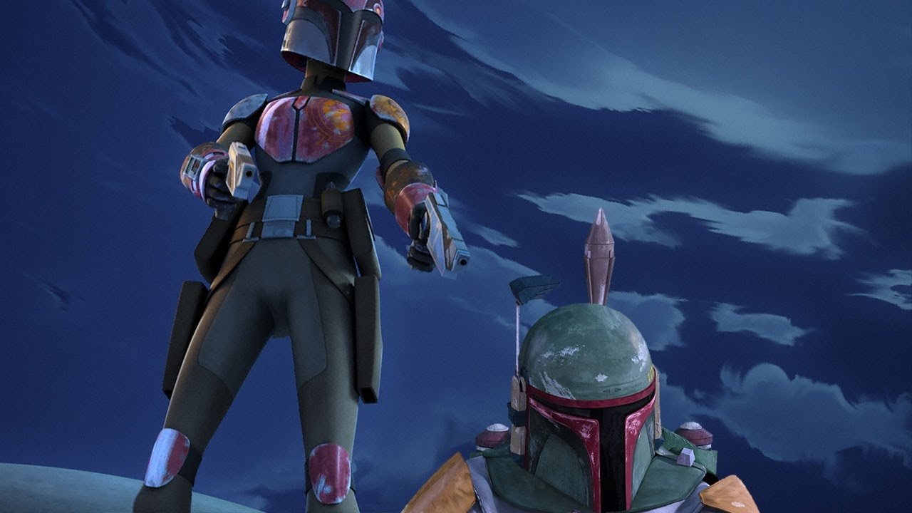 Mandalorian Armor Star Wars