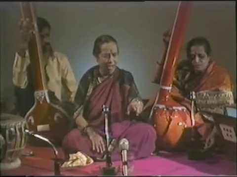 Gangubai 75 year concert Puriyadhanashree