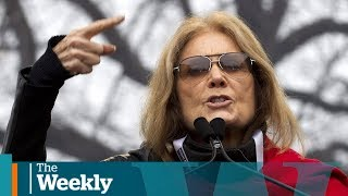 Feminist icon Gloria Steinem reflects on the evolution of the women...