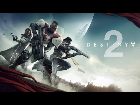 DESTINY HYPE FOR DESTINY 2 DROP AT 6 PM UK LIVE ON PS4