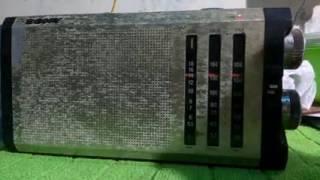 Sony Super 3 Band Radio ICF-J1 Short Wave SW Tune-In