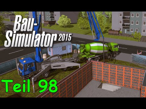 let 39 s play bau simulator 2015 teil 98 apartments. Black Bedroom Furniture Sets. Home Design Ideas