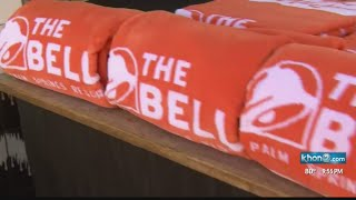 Taco Bell hotel opens in Palm Springs