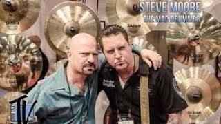 Steve Moore on Drum Talk TV!