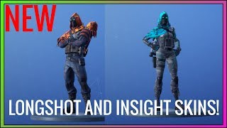 [NEW] LONGSHOT/INSIGHT SKINS! Daily Item Shop (Season 7) Fortnite Battle Royale! 12/15/18