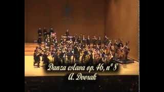 Concerto didáctico Orquestra CMUS Santiago e RFG
