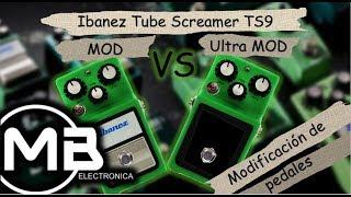 Ibanez Tube Screamer TS-9